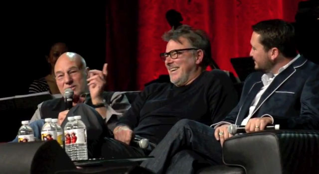 Watch: Star Trek: TNG Reunion from Calgary Expo