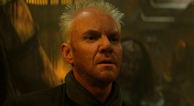 """McDowell as Tolian Soran in """"Generations"""""""