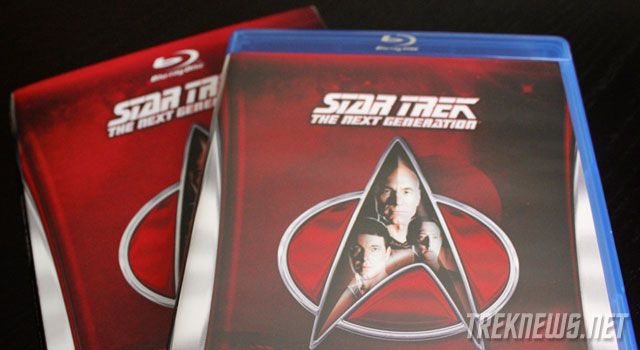 REVIEW: Star Trek: The Next Generation - Season 1 on Blu-ray