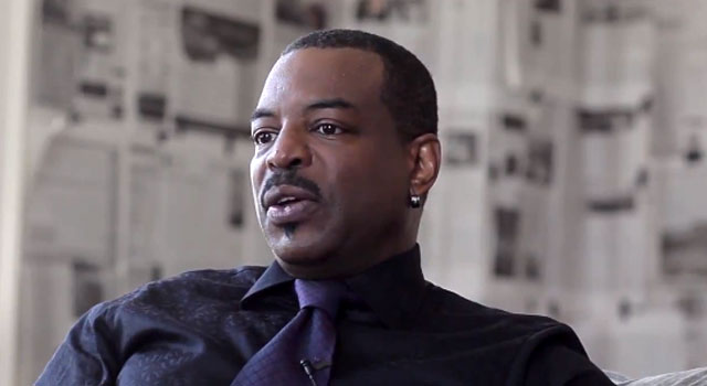 WATCH: LeVar Burton on TNG's 25th Anniversary and the Possibility of an On-Screen Reunion
