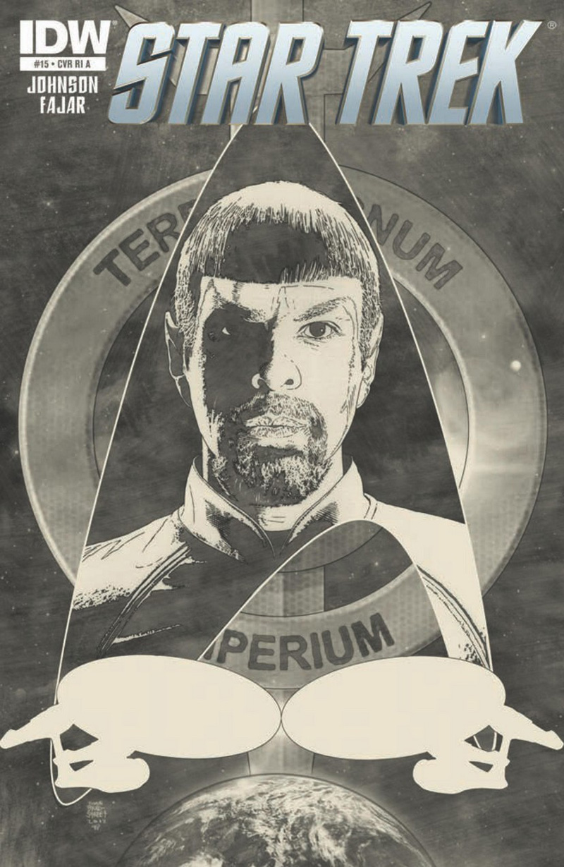 Star Trek Ongoing, Issue 15 - Cover B