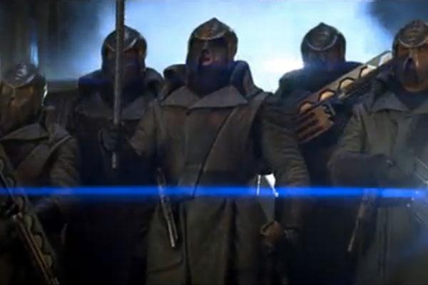 Star Trek (2009) Klingons