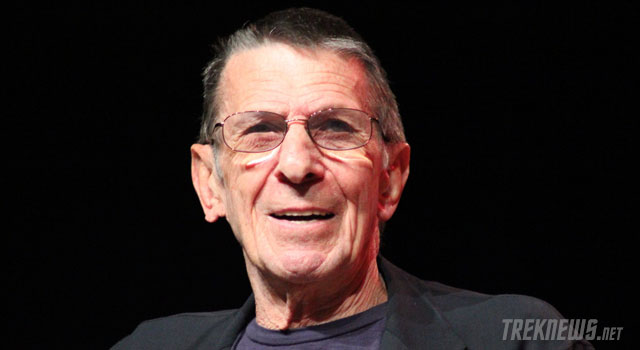 Nimoy To Receive Governors' Award