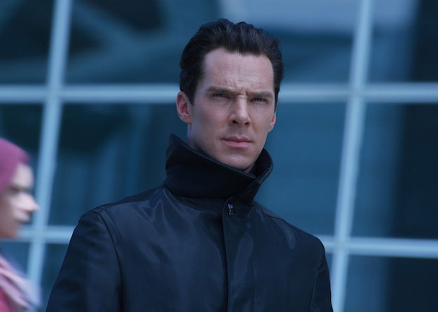 Benedict Cumberbatch as John Harrison