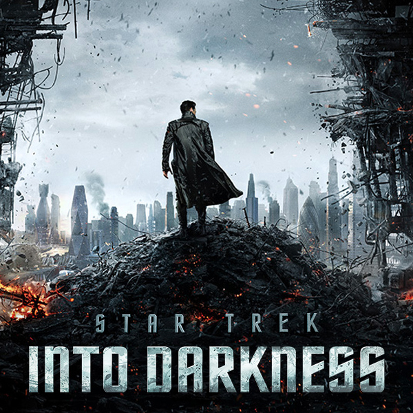 Star Trek Into Darkness soundtrack composed by Michael Giacchino.