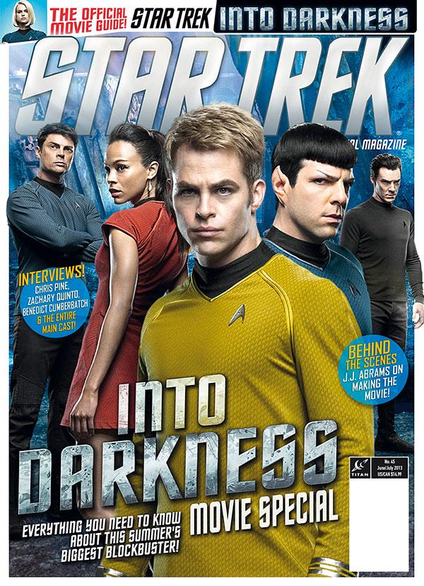 Star Trek Magazine - June/July 2013