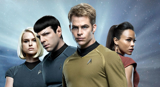 Win A Trip To The Hollywood Premiere of STAR TREK INTO DARKNESS
