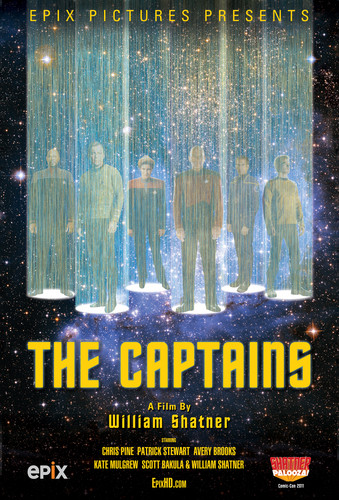 'The Captains' poster