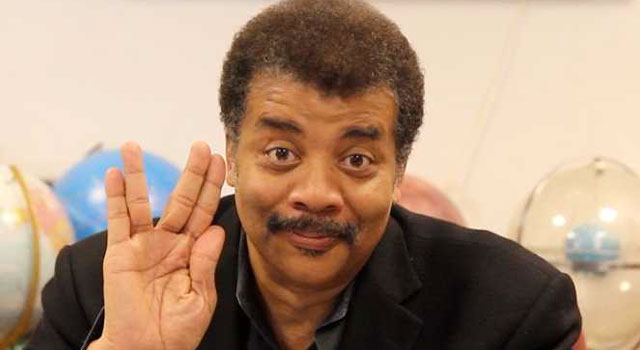 Neil deGrasse Tyson: Why Star Trek Is Better Than Star Wars