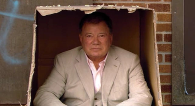 William Shatner's 'Captains Close-Up' Coming to EPIX + Win a Limited-Edition Poster