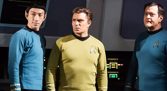 WATCH: First Episode of 'Star Trek Continues'