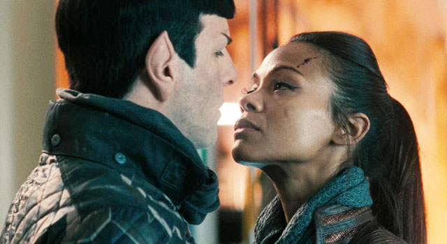 STAR TREK INTO DARKNESS On Course For $100 Million Debut
