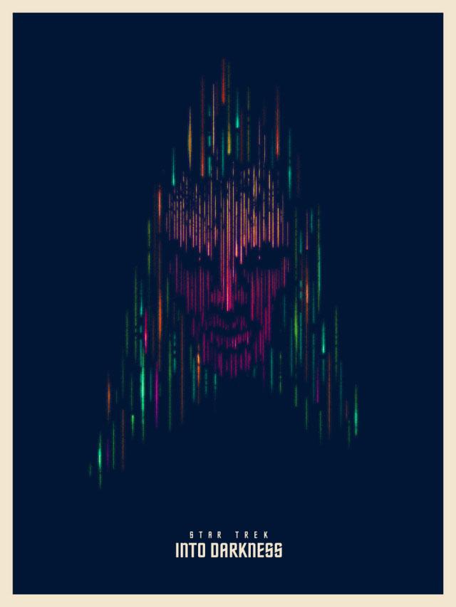 Star Trek Into Darkness by Adam Rabalais