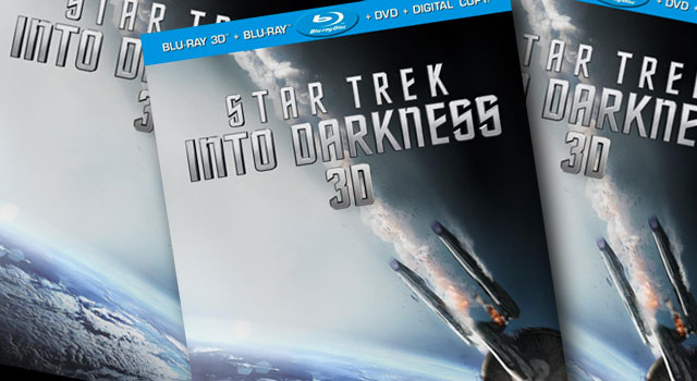 'Star Trek Into Darkness' Pre-Orders Now Available From Amazon, Best Buy, iTunes