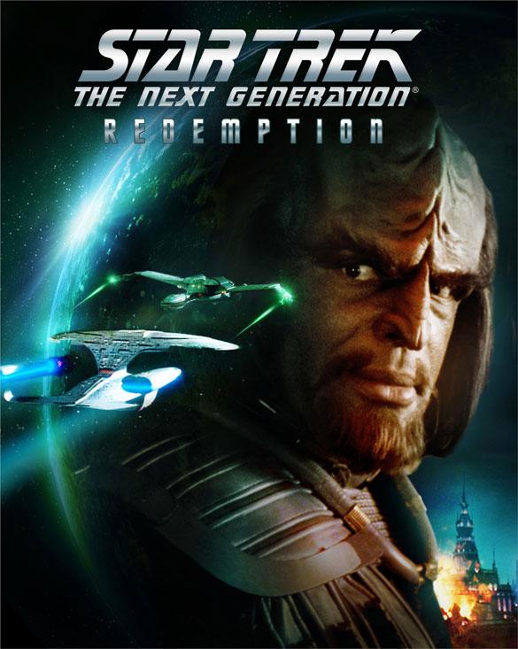 """Star Trek: The Next Generation """"Redemption"""""""