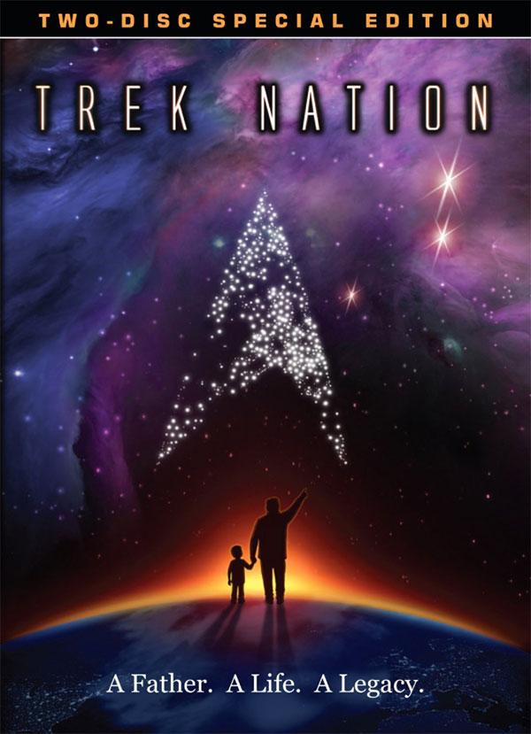Trek Nation Special Edition DVD Cover Art