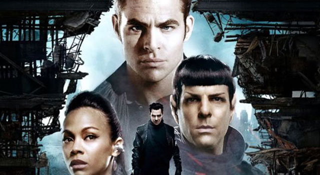 Star Trek Into Darkness Debuts at No. 1 on Blu-ray and DVD