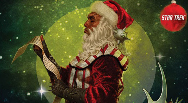 PREVIEW: A Very Klingon Kristmas