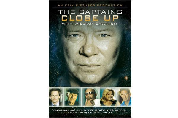 Captains Close Up DVD