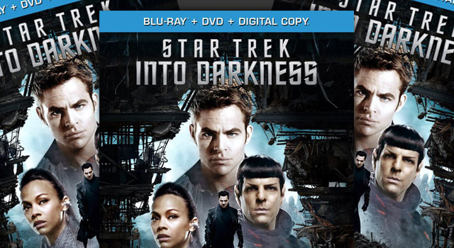 Win a Star Trek Into Darkness Blu-ray Signed by J.J. Abrams