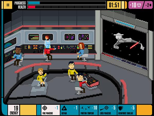 Star Trek TREXELS