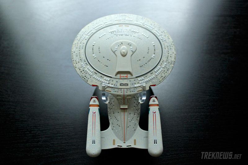 Star Trek Starships Collection - USS Enterprise NCC-1701-D