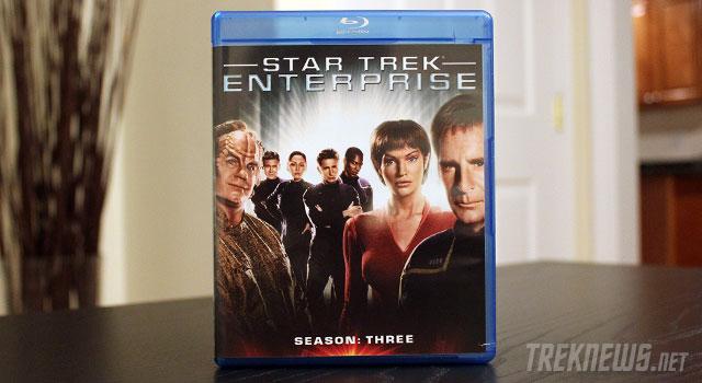 REVIEW: Star Trek: Enterprise - Season 3 on Blu-ray