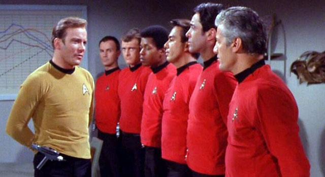 John Scalzi's 'Redshirts' Coming To TV