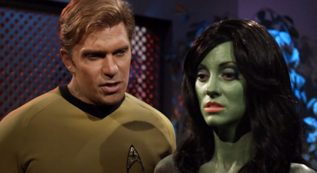 WATCH: Lou Ferrigno Guest Stars In Second Episode Of 'Star Trek Continues'