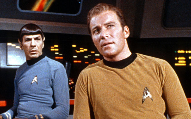 Star Trek: The Original Series Stars: Then And Now [PHOTOS]