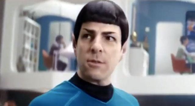 WATCH: Star Trek/Xfinity Super Bowl Commercial
