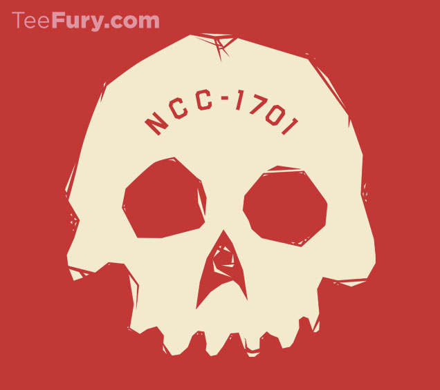 "TeeFury ""Red Shirt"""