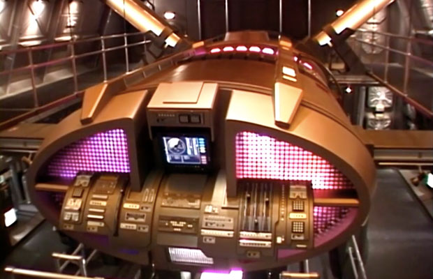 WATCH: NX-01 Engineering Room Construction