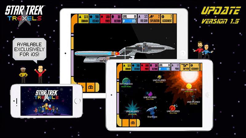 Star Trek Trexels Ver. 1.5