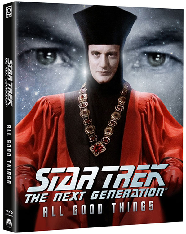 "Star Trek: The Next Generation - ""All Good Things..."" on Blu-ray"