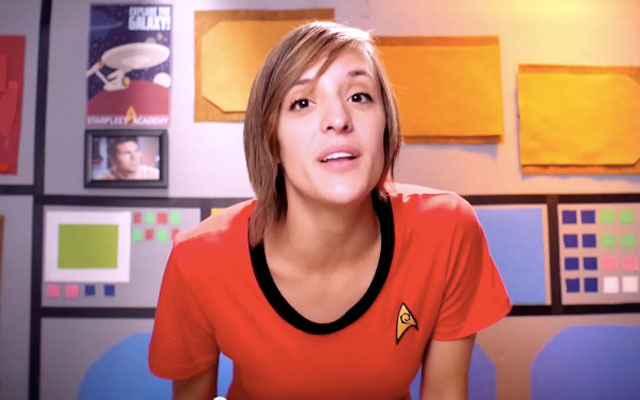 "WATCH: 'The Red Shirt Diaries' Episode 2: ""Charlie X"""