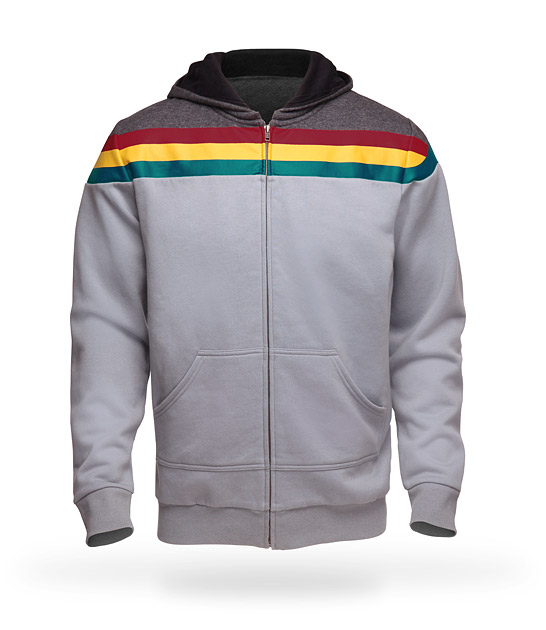Wesley Crusher hoodie from ThinkGeek
