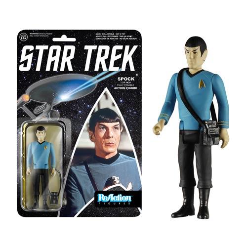 ReAction Spock