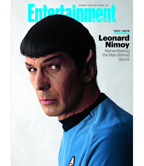 Leonard Nimoy- Remembering the Man behind Spock