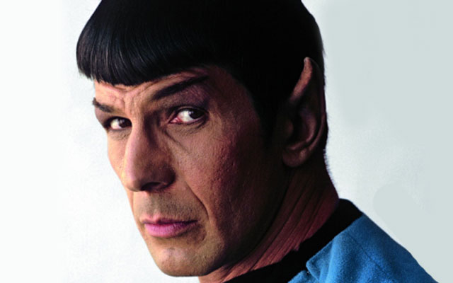 Leonard Nimoy Tribute Book Coming From Entertainment Weekly