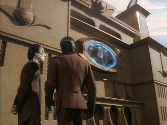 Star Trek - DS9 - 2x25 - Tribunal