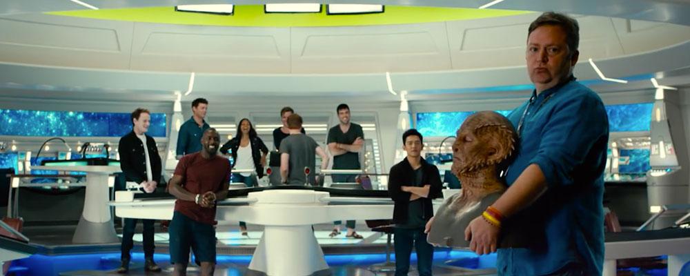 """A new alien race in """"Star Trek Beyond""""?"""