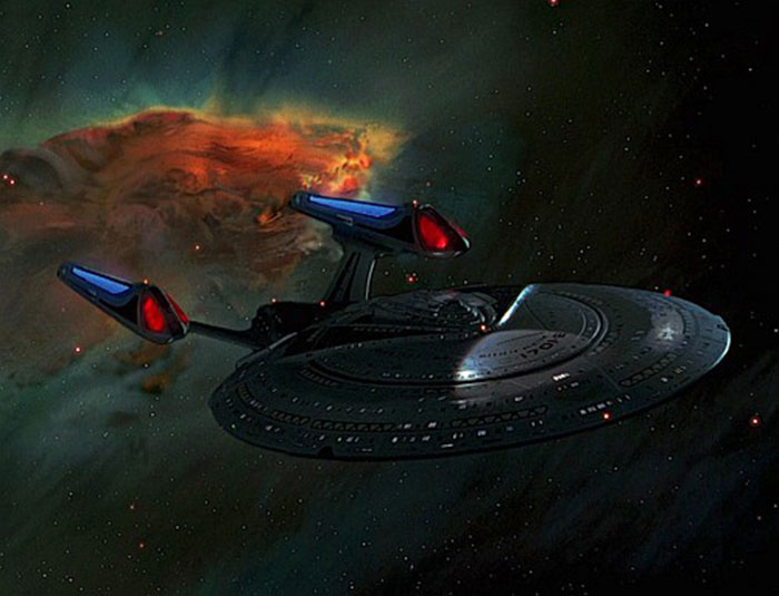USS Enterprise 1701-E