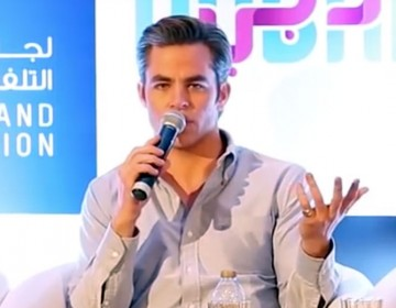 WATCH: STAR TREK BEYOND Dubai Press Conference