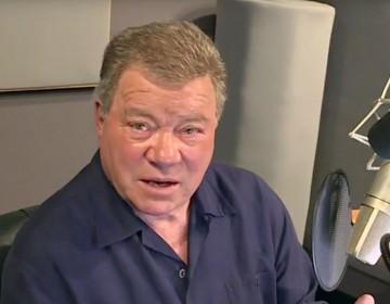 WATCH: Shatner On Narrating 'Breaking Ground'