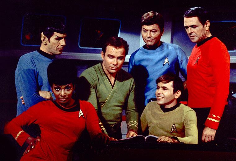 "The cast of ""Star Trek: The Original Series"" (Photo: CBS)"