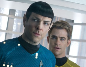 'Star Trek Beyond' Trailer To Be Shown With 'Star Wars: The Force Awakens'