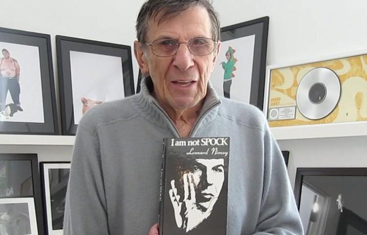 EXCLUSIVE: Leonard Nimoy Talks 'I Am Not Spock'