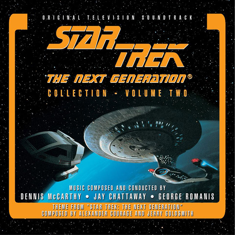 STAR TREK: THE NEXT GENERATION - VOLUME 2