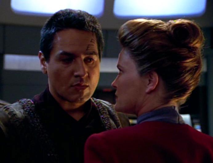 "Star Trek: Voyager ""Caretaker"""